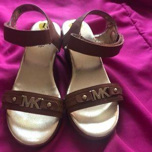 Little Girl MK Sandal